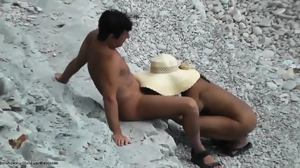 Blowjob Close To The Nature - scene 9