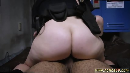 Milf oiled ass anal Don t be ebony and suspicious around Black Patrol cops or else