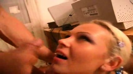 German Cumshot - scene 4