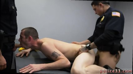 Gay man sucks married cop off and sex cops Two daddies are finer than one