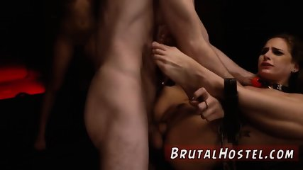 Kinky mistress bondage and brutal anal spit Bondage, ball-gags, spanking, sexual