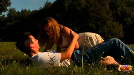 Fucking On The Meadow - scene 1