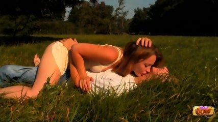 Fucking On The Meadow - scene 2