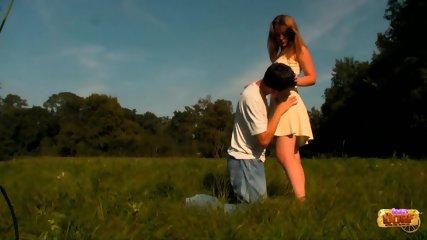 Fucking On The Meadow - scene 3