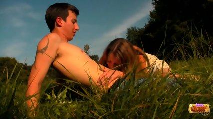 Fucking On The Meadow - scene 4