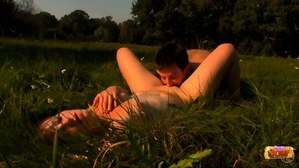 Fucking On The Meadow - scene 7
