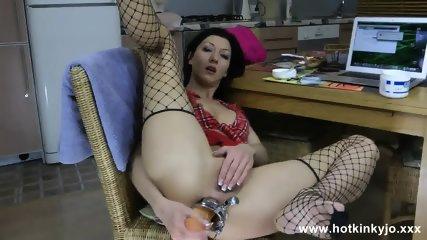 Strange Things In Kinky Girl's Ass - scene 11