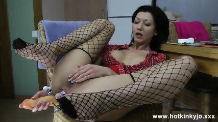 Strange Things In Kinky Girl's Ass - scene 12