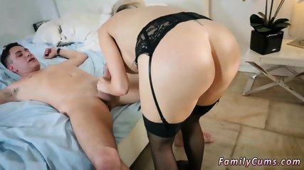 Family strokes big tit milf horny for compeer step companion and mom boss s daughter