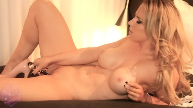 Solo By Horny Blonde