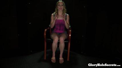 Blonde Lass Swallows Loads - scene 1