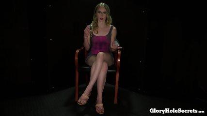Blonde Lass Swallows Loads - scene 2
