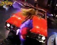 Sexy Car Wash Compilation - scene 2