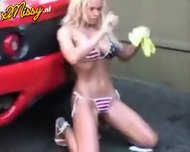 Sexy Car Wash Compilation - scene 6