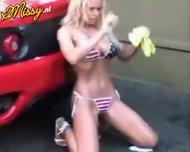 Sexy Car Wash Compilation - scene 6