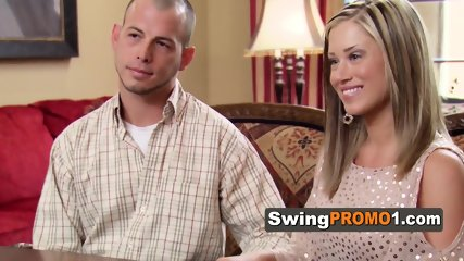 Couple confesses they re nervous but excited about party