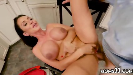 Huge tits mom hd and milf wants young dick Borrowing Milk From my Neighbor