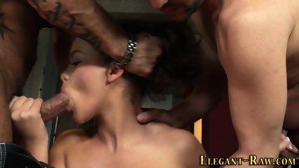 Classy slut gets dped