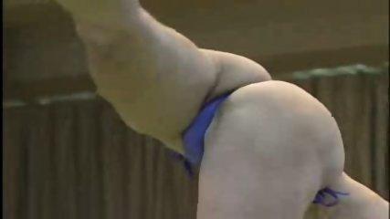 Topless Exercises - scene 11
