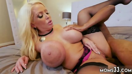 Hot blonde wife cheats husband Milf Fucks The Gardener