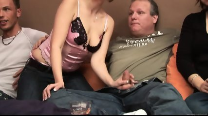 Slut At The Party - scene 3
