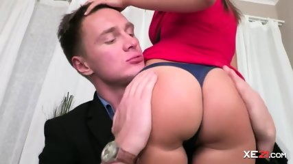 Bootylicious Brunette Fucked in the Ass
