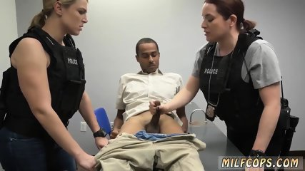 White cop first time Prostitution Sting takes weirdo off the streets