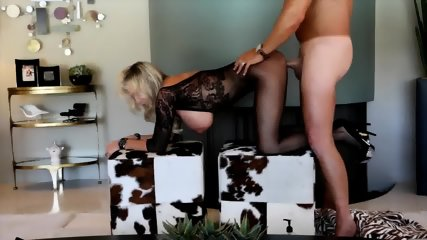Fun With Busty Housewife - scene 7