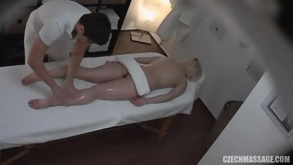 Fucking With Kinky Masseur - scene 3
