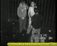 Behind the Disco - scene 9