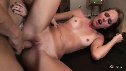 Hard Dick In Skinny Slut