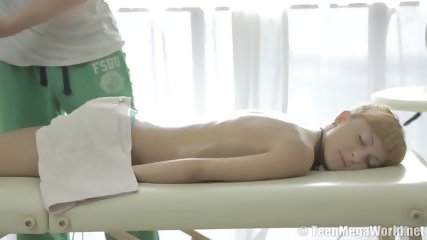 Lisa Fucked During Massage - scene 2