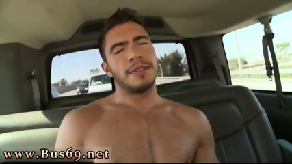 Big penis naked gay man hunk first time Anal Exercising!