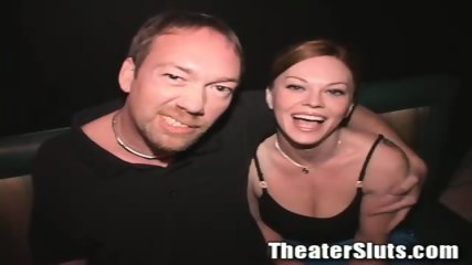 Kayce in theater fuck 1 - scene 1