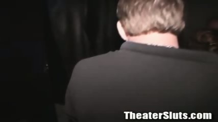 Kayce in theater fuck 1 - scene 6