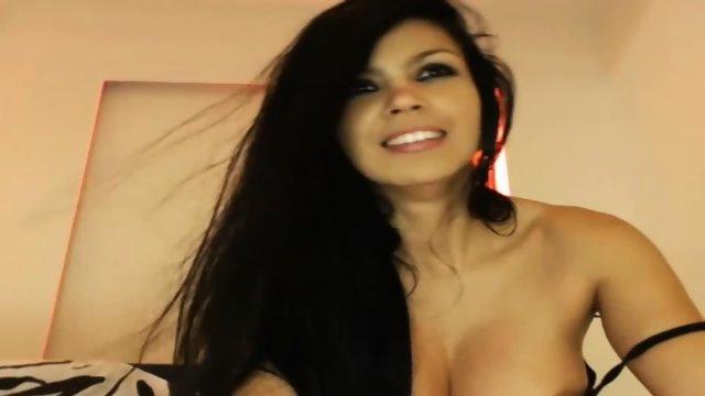 Amazing Big Tits Latina Girl