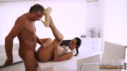 Old porn stars first time Finally she s got her boss dick