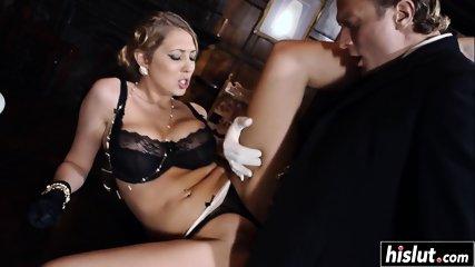 Lexi Lowe needs two big cocks