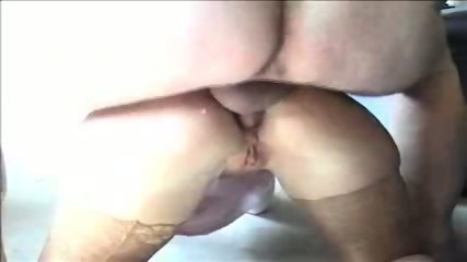 Nice wife prepares her ass b4 getting analised - scene 8