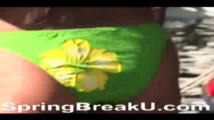 Lake Havasu Spring Break Bikini College Girls - scene 3