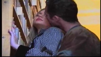 Russian Girl in Library 1 - scene 3