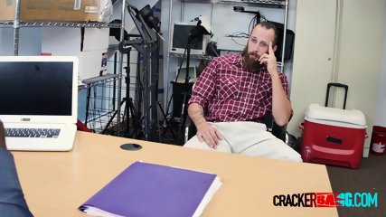 Redneck dude does everything in his power to get job with casting director
