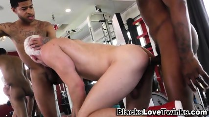 Black Guys Fucking Twink