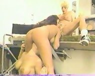 Dildo is favourite Toy for Lesbians - scene 8