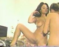 Dildo is favourite Toy for Lesbians - scene 3