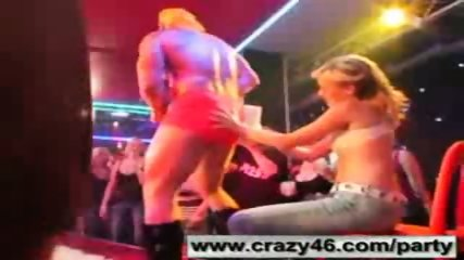 Drunk Girls Fuck Strippers on Camera - scene 9