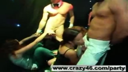 Drunk Girls Fuck Strippers on Camera - scene 4