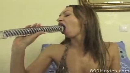 Wet chicks and dildo - scene 8