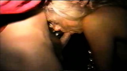Hot sex with a tight blonde in the Dark - scene 5