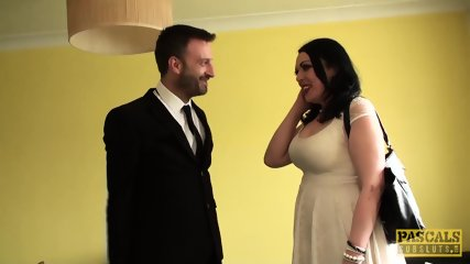 Subslut Harley Sin Chubby Body Made Jiggle With Pounding - scene 4